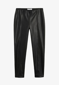 Violeta by Mango - POLI - Leggings - Trousers - black - 4