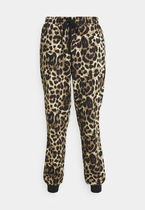 PCBEO SWEAT PANT - Pantalon de survêtement - mole leo aop