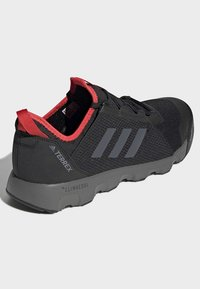 adidas Performance - TERREX VOYAGER SPEED S.RDY WATER SHOES - Laufschuh Trail - black - 4