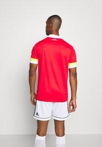 adidas Performance - Klubbkläder - vivid red - 2