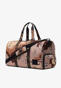 Herschel - NOVEL DUFFEL TASCHE - Sports bag - desert - 1