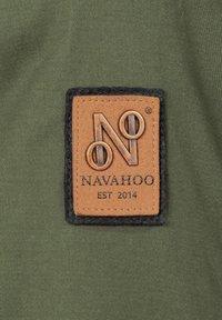 Navahoo - Winter coat - green - 5