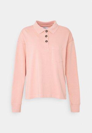 ONLPOLO - Polo shirt - rose tan