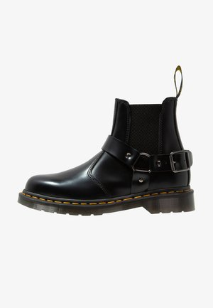 WINCOX CHELSEA BOOT - Støvletter - black smooth