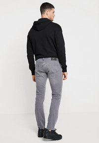 Jack & Jones - JJITIM JJORIGINAL - Slim fit jeans - grey denim - 2