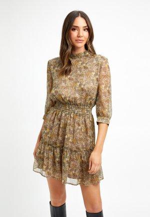 STELLA  - Day dress - khaki/kaki