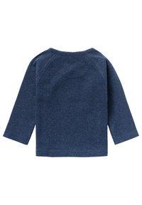 Noppies - NANYUKI - Long sleeved top - dark blue - 1