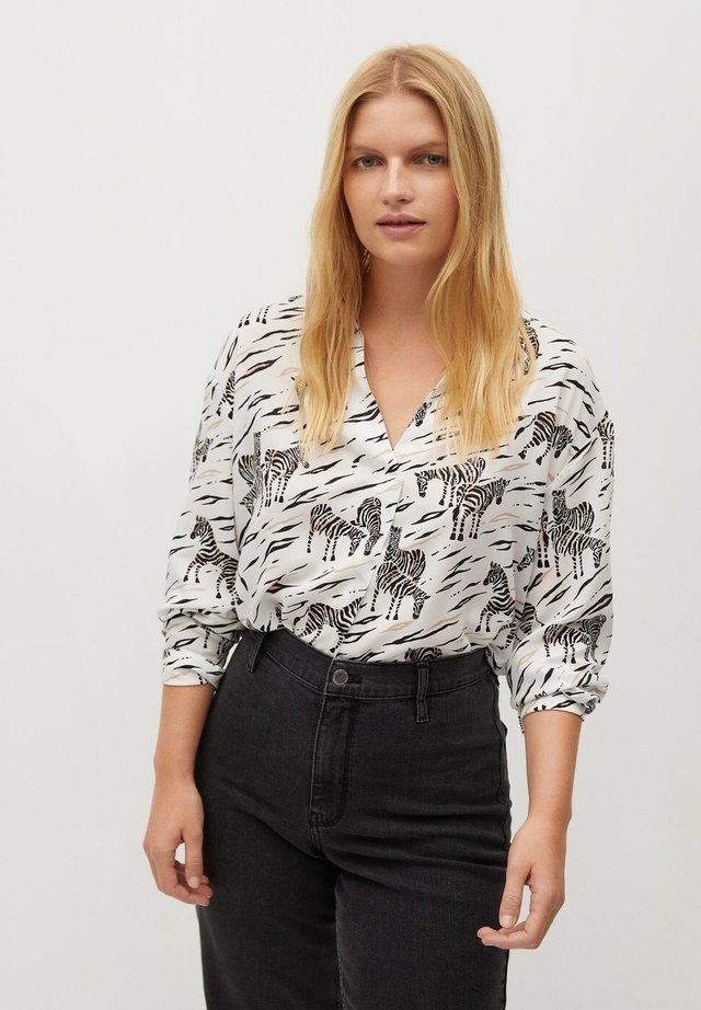 MAOS8 - Blouse - weiß