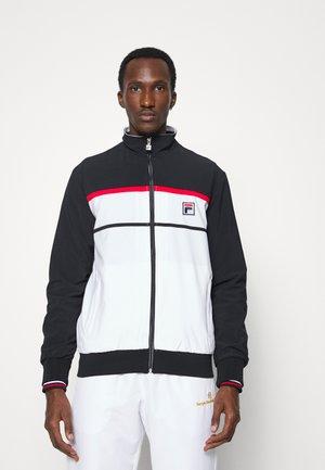 JACKET MAX - Sportovní bunda - white/black
