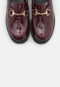 RAID - EMPIRE - Slippers - burgundy - 5