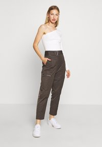 River Island - Trousers - desert luxe - 1
