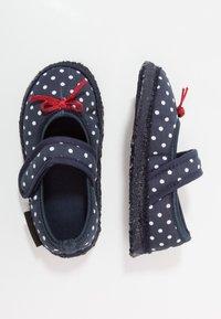 Nanga - BERRY - Domácí obuv - marine - 0