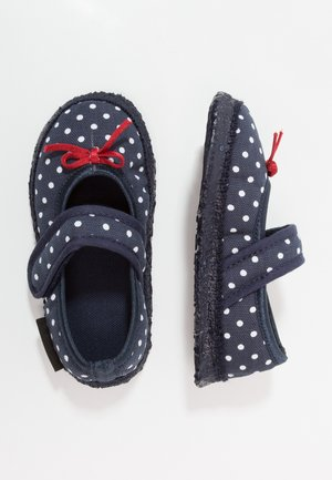BERRY - Slippers - marine