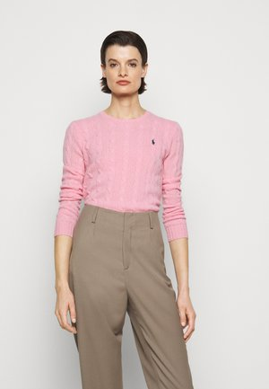 JULIANNA  - Sweter - course pink