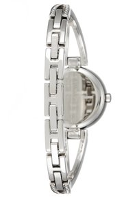 DKNY - CROSSWALK - Hodinky - silver-coloured - 2