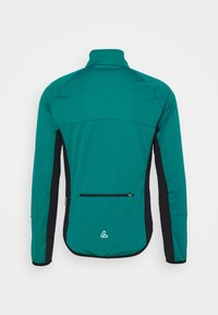 LÖFFLER - BIKE JACKE ALPHA LIGHT - Trainingsjacke - lagoon - 1