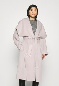 IVY & OAK - BATHROBE COAT - Classic coat - light grey - 0