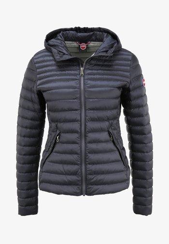 PUNKY - Down jacket - navy blue-light stee