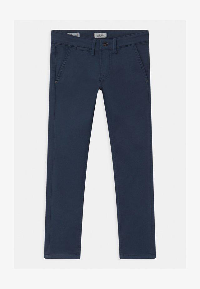 GREENWICH - Pantaloni - marine