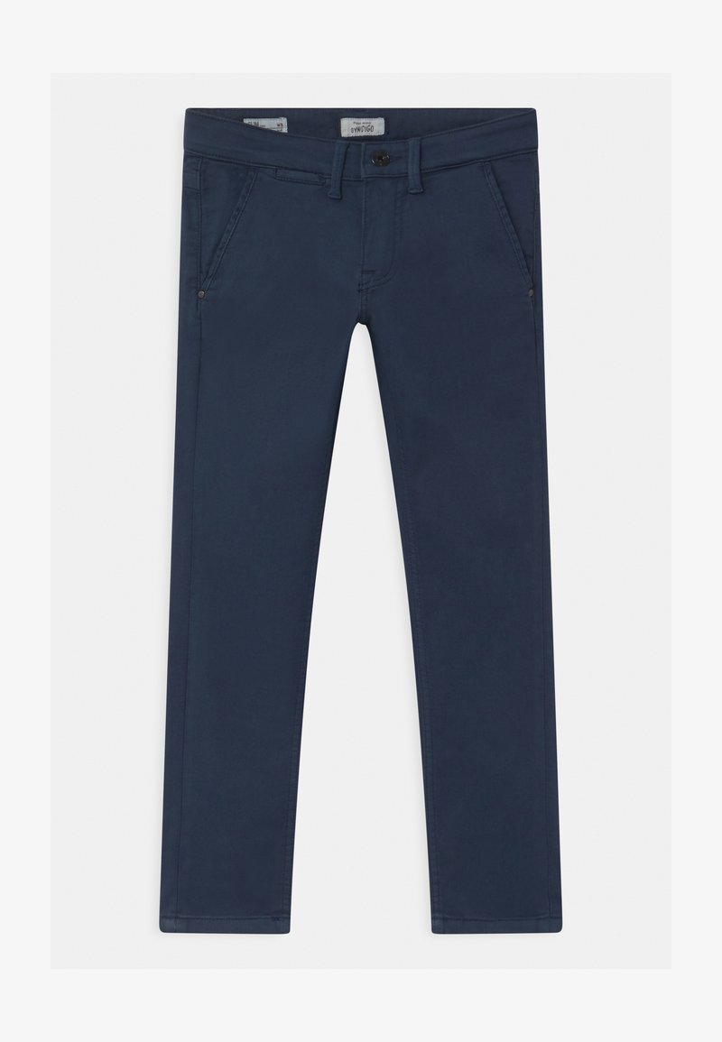 Pepe Jeans - GREENWICH - Trousers - marine
