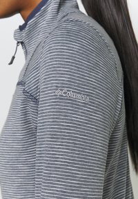 Columbia - FIRWOOD CAMP™ STRIPED - Fleece jacket - nocturnal - 5