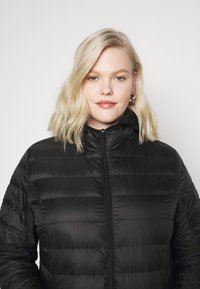Even&Odd Curvy - Down jacket - black - 6