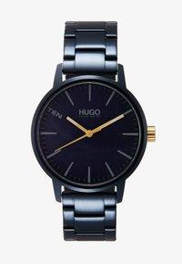 HUGO - STAND - Watch - dark blue - 0