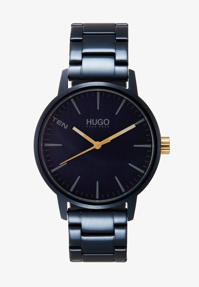 HUGO - STAND - Watch - dark blue