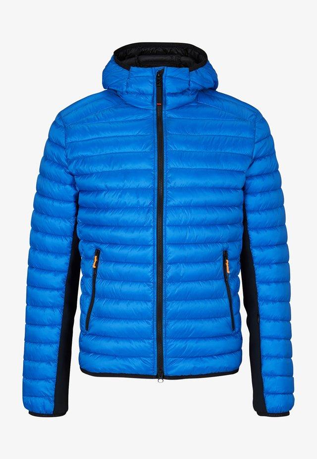 Veste d'hiver - azur-blau