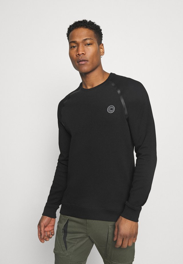 TREASS  - Sweater - black