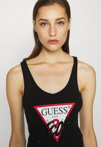 Guess - MYRELLA  - Top - jet black - 3
