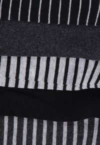 WE Fashion - 5 PACK - Socks - grey - 2