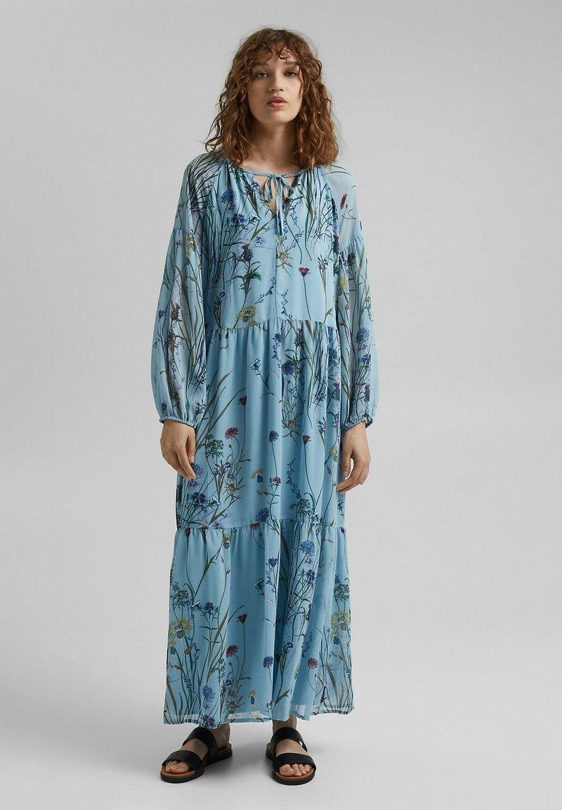 Esprit - Maxi dress - light blue