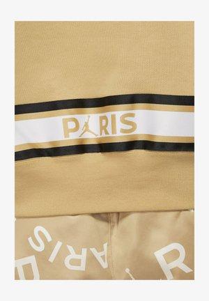 Jersey con capucha - club gold/club gold