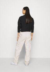 BDG Urban Outfitters - BLAINE SKATE - Pantalones cargo - ecru - 2