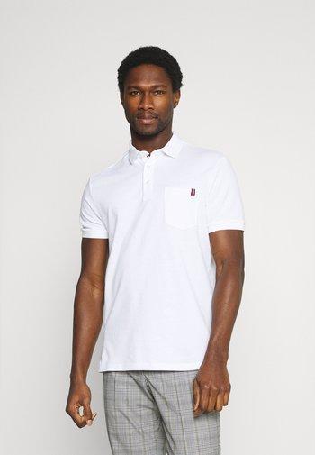 2 PACK - Poloshirt - dark blue/white