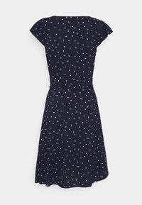 Anna Field Tall - Vestido informal - dark blue/white - 1