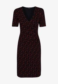 Vive Maria - Shirt dress - schwarz allover - 6