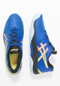ASICS - SKY ELITE FF - Chaussures de volley - blue/sour yuzu - 1