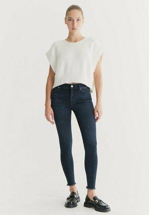LINA - Jeans Skinny Fit - blue black