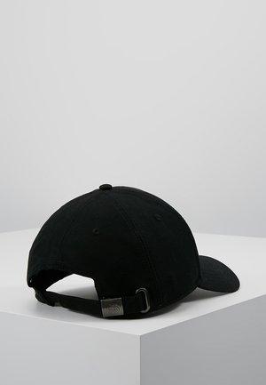 CLASSIC HAT - Kšiltovka - black