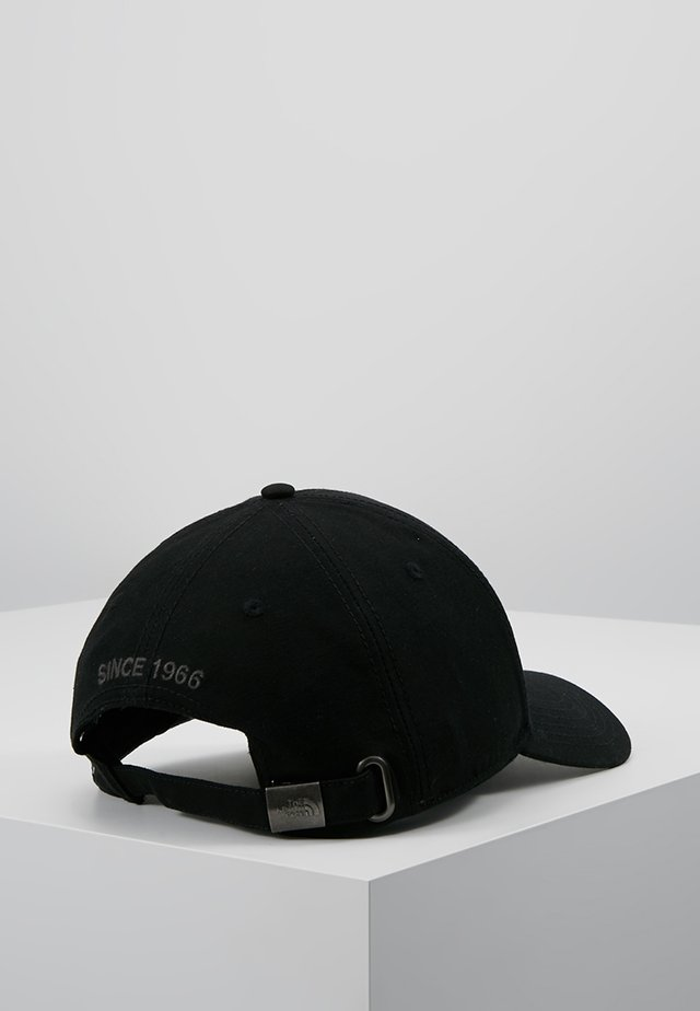 CLASSIC HAT - Keps - black