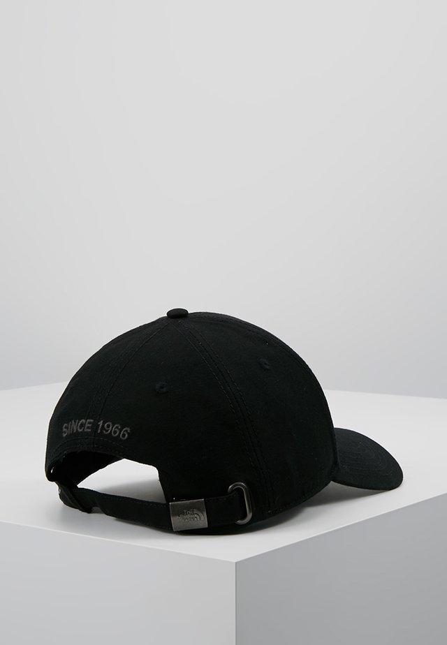 CLASSIC HAT - Casquette - black