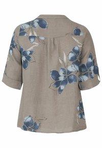 Paprika - Button-down blouse - taupe - 5