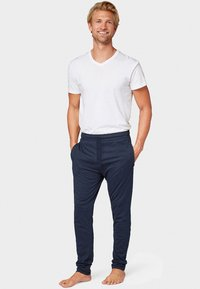TOM TAILOR - Pyjama bottoms - dark blue - 1