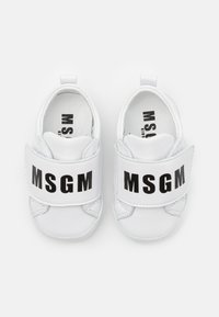 MSGM - UNISEX  - First shoes - white - 3