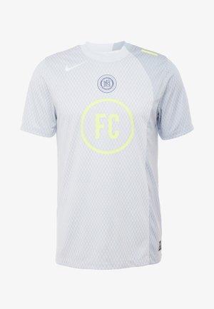 FC AWAY - Print T-shirt - obsidian mist/pure platinum/white