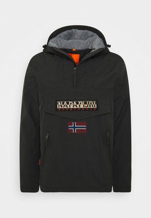 RAINFOREST POCKET  - Välikausitakki - dark grey solid