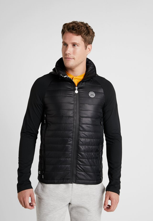 PANDU TECH JACKET - Outdoorjas - black