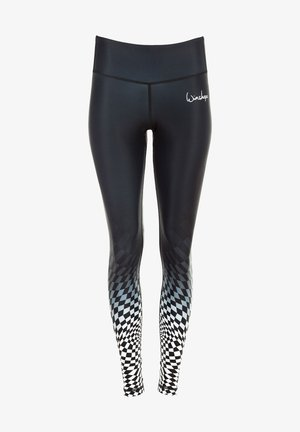 Leggings - schachmatt